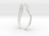Sweep Array Earring 3d printed