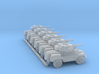 Marmon-Herrington Mk. IV pack of 6x 3d printed