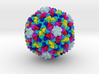 Enterobacteria Phage P22  3d printed