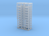 Ladder 01. HO Scale 3d printed