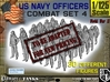 1-125 USN Officers KAPOK Set4 3d printed