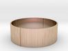 Band Ring 3d printed