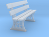 GER Bench 4mm scale 3d printed