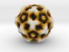 Feline Panleukopenia Virus 3d printed