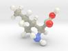 Isoleucine (I) 3d printed