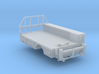 Propane Transport Truck With Crane 1-87 HO Scale 3d printed