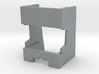 Dual 1019 Turntable Alignment Overhang Gauge  3d printed