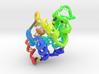 Hen Egg-White Lysozyme 3d printed