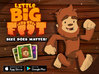 Little Bigfoot Yell Medium 3d printed Download Little Bigfoot for Free!