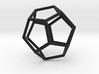 Elegant Desktop Sculpture 3d printed