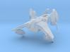 1/350 Hero Dropship in Flight 3d printed