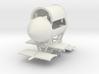 1/700 Frehr's Airship 3d printed