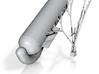 "1/144 Parseval-Siegsfeld ""Drachen"" Kite Balloon 3d printed"