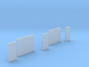LM45 Notice Boards 3d printed