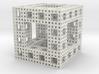 Space-filling Fractal Sponge 3d printed