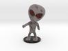 Little Alien Zombie 3d printed