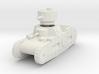1/144 Sturmpanzerwagen Oberschleisen 3d printed