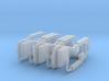 (6) MODERN POWER ADJUST MIRROR SETS 3d printed