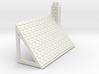 Z-152-lr-comp-stone-t-house-roof-rc-lj 3d printed