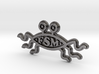 FSM - Logo - 50mm 3d printed