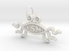 FSM Keyring 3d printed