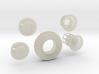 1-24 Tire+rims 1400x24 3d printed
