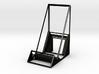Geometric mobile  phone rack.stl 3d printed