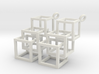 3 Cube 3d printed