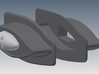 BK 117 Tail Stabiliser Lights  3d printed Add a caption...