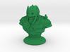 Warrior-Druid Bust 3d printed