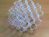 diamond lattice 3d printed