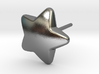 Star Earring 3d printed