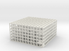 Maze 07, 6x6x3 3d printed
