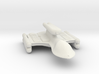 3788 Scale Romulan DemonHawk Dreadnought MGL 3d printed