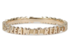 'Dream It Real' Ring (Multiple Sizes) 3d printed 'Dream It Real' Ring in Polished Bronze
