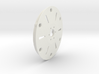 Jabber Disc 2015 3d printed