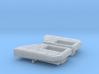 YT1300 MPC LANDING BAYS FUD 3d printed