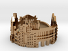 Pittsburgh Skyline - Cityscape Ring 3d printed