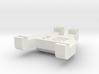 S Scale Track Gauge - Code 100 3d printed