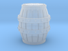 O Scale Barrel 3d printed This is a render not a picture