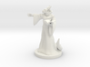 Dragonborn Warlock (Male) 3d printed