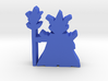 Game Piece, Crystal Emperor 3d printed