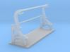 1/144 Scale Boat Davit Crane 3d printed