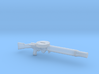1/30 scale Lewis Machine Gun 3d printed
