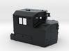 "CB0016 CN SD40-2W REBUILT ""B"" 1/87.1 3d printed"