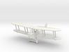 GWA12 RAF B.E.2c (1/144) 3d printed