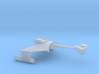 3125 Scale Klingon D6S Heavy Scout Cruiser WEM 3d printed