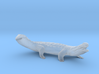 S Scale Crocodile 3d printed This is a render not a picture