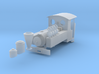 Lessebo w coalbox 3d printed