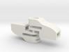 H0: 2X - NEM 362 pocket for Fleischmann, wire 3d printed